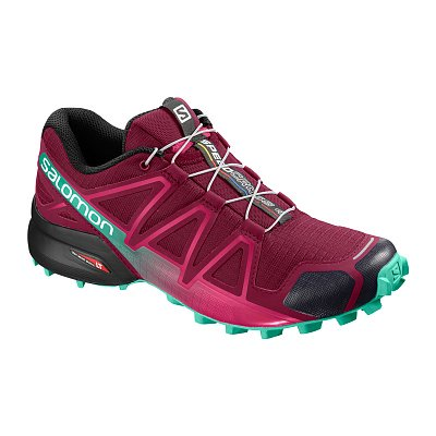 SPEEDCROSS 4 W Beet Red/Electri