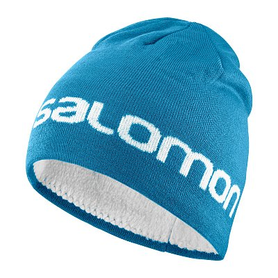 GRAPHIC BEANIE LYONS BLUE/Fjord Blue