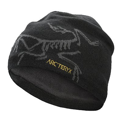 Bird Head Toque Black