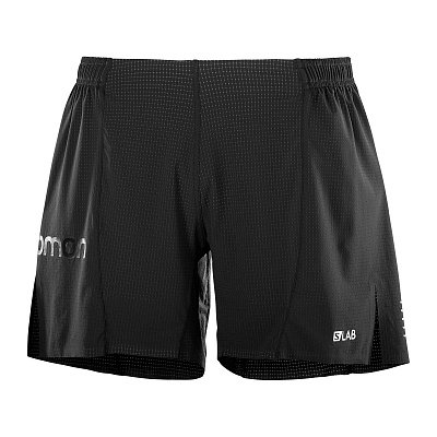 S/LAB SHORT 6 M Black